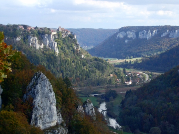 Heide Herla - Donautal: Sigmaringen und das Donautal